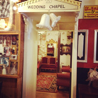 Virginia City Wedding